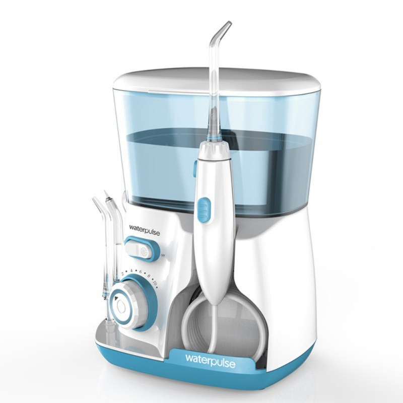 New Oral Irrigator Electric Teeth Cleaning Machine Irrigador Dental Water Flosser Water Jet Floss Teeth Care 9 nozzles low noise oral irrigator water flosser irrigador dental floss jet dental spa teeth cleaning tooth cleaner hygiene care