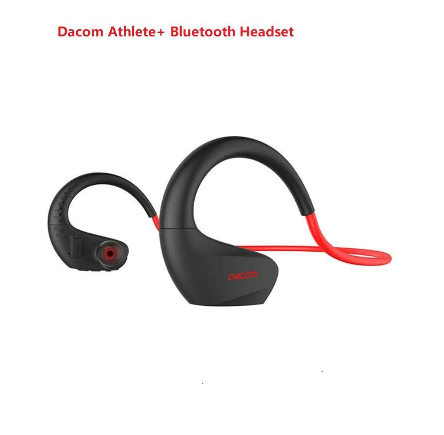 2020 Dacom Athlete Bluetooth Headset Wireless Headphone Ipx7 Bt4 1 Sports Stereo Earphone With Hd Mic For Iphone Samsung Aliexpress