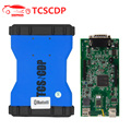 TCS CDP PRO with Bluetooth 2014.R2 R3 OBD2 Diagnostic Tool  for Trucks and Cars