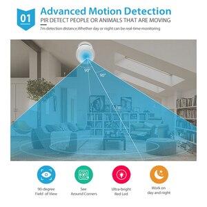 Image 2 - Neo coolcam casa inteligente z wave mais pir sensor de movimento detector de temperatura sensor lux onda z sistema de alarme sensor de movimento