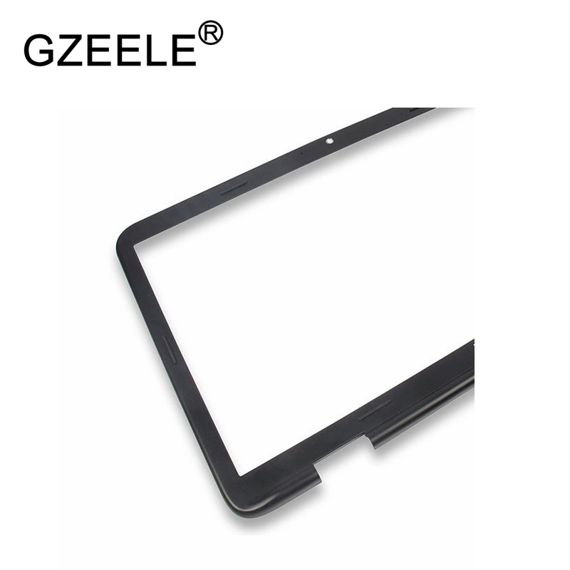 GZEELE new FOR Dell XPS 17 L702X L701X Laptop Lcd Front Bezel Cover Frame 17.3 TouchScreen Only 0KG5NJ KG5NJ B shell case black image