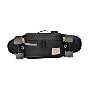 Image 3 - Mackar 28x10x18 سنتيمتر واحد الكتف الصدر حزمة حقيبة 1000d صغيرة طراد لوح حمل الحقائب الرجال الشارع الخصر حقيبة