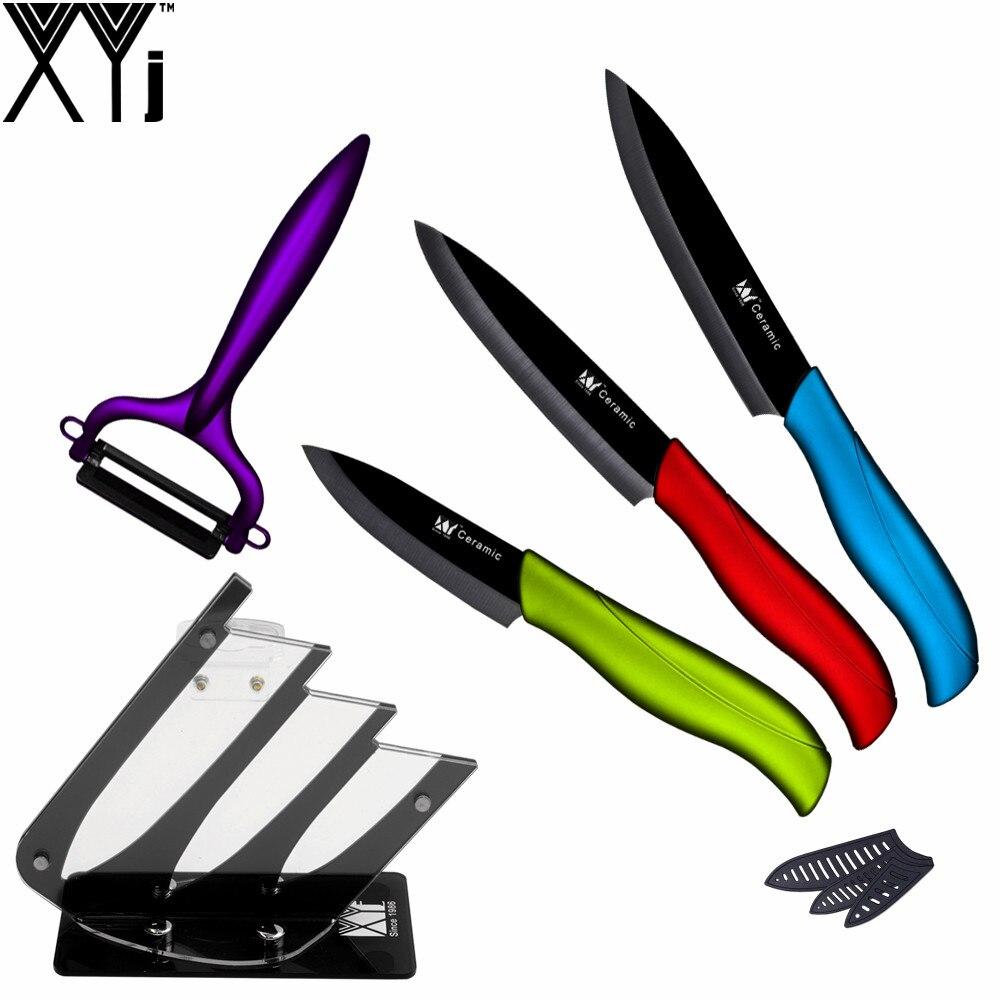 Best Ceramic Knife Set 5 Quot Slicing 4 Quot Utility 3 Quot Paring