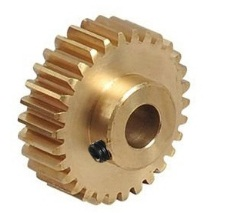 42L-C8388 Free shipping 1.0M 90teeth 6mm Bore convex copper precision electric motors gear 42l c8118 free shipping 1 0m 75teeth 6mm hole convex copper motors gear