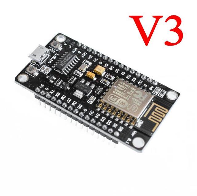 Nouveau Sans Fil module CH340 NodeMcu V3 Lua WIFI Internet de Choses développement conseil basé ESP8266