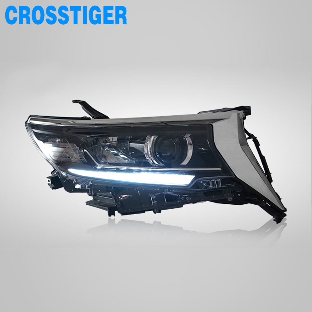 FOR TOYOTA LAND CRUISER PRADO 2018 LED HEADLIGHT ASSEMBLY