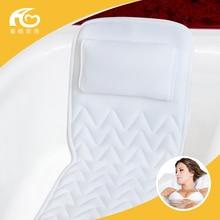 Новые коврики для ванной 3D ванной коврики для душа подушки Стопы Pad противоскольжения пожилых детей Ванна посвященный 123 см * 38 см
