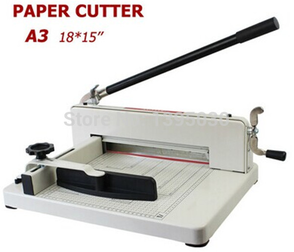 Desktop Paper Cutter Guillotine 858-A3 size paper Cutting Machine max width 40mm Paper Cutting Machine 858-A3 цены