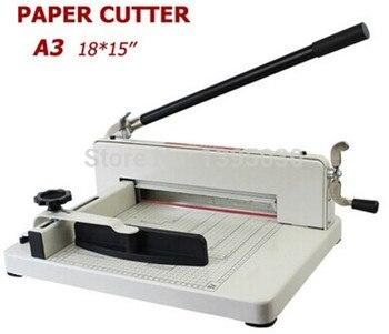 Pulpit 858-A3 rozmiar papieru Gilotyna Gilotyna Do Papieru Maszyna Do Cięcia 858-A3 max szerokość 40mm Maszyna Do Cięcia Papieru