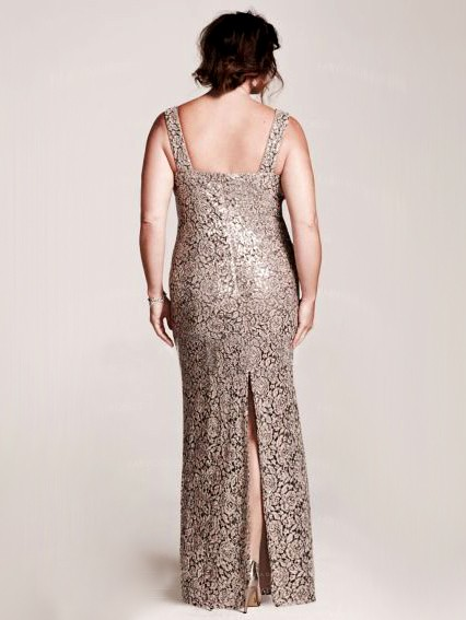 920ab669c00 Customize In China Fat Dresses Mother Of The Brides Dress With Jackets Back  Split Gray Plus Size Women Dresses Mother Wedding-in Dresses from Women s  ...