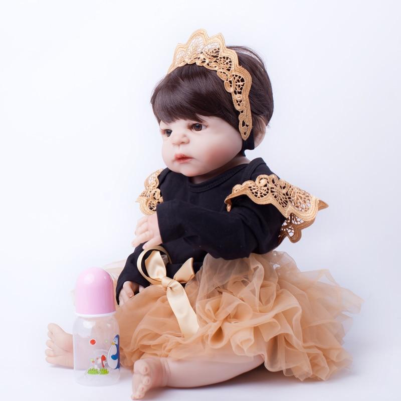 55cm-Full-Body-Silicone-Reborn-Baby-Doll-Toys-Lifelike-Baby-Reborn-Princess-Doll-Child-Birthday-Christmas-Gift-Girls-Brinquedos-2