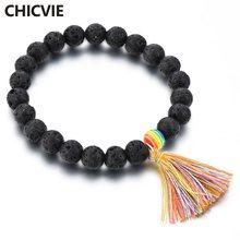 Классические бриллиантовые браслеты ручной работы chicvie подвески