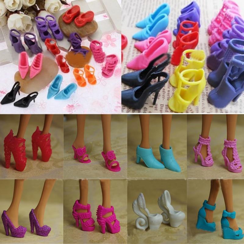Кукла барби обувь
