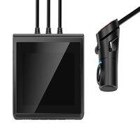 OnReal ND 17F novatek chip DUAL FHD 1080P camera 3.0 inch IPS screen SONY IMX 323 video dash cam recorder