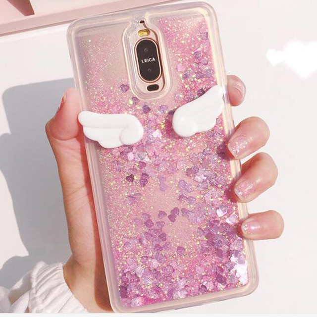 promo code 0822f a006c US $4.19 |For Oneplus 6 Case Dynamic Liquid Glitter Case For Oneplus 6 Six  A6000 A6003 One plus 6 Case Skin Fundas -in Fitted Cases from Cellphones &  ...
