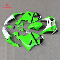 Alta Qualidade Carroçaria Fairing Kit Set Fit For Kawasaki 1996-2003 Ninja ZX7R ZX750 97 98 01 02 Motocicleta