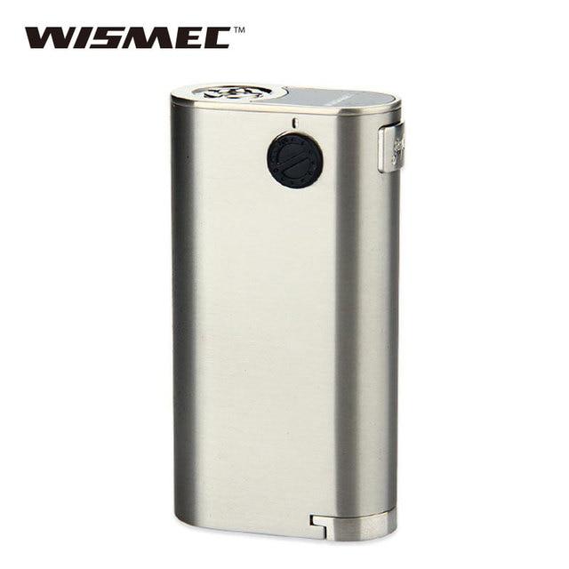 Оригинальный WISMEC Noisy Cricket 2 MOD 25 мм электронная сигарета поле для 510 нитки cartomizers/майки батарея дисплей дополнительно
