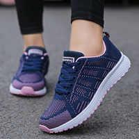 Women Sneakers Shoes Woman Casual Shoes Fashion Zapatos De Mujer Tenis Feminino White Sneakers Trainers Women Baskets Femme