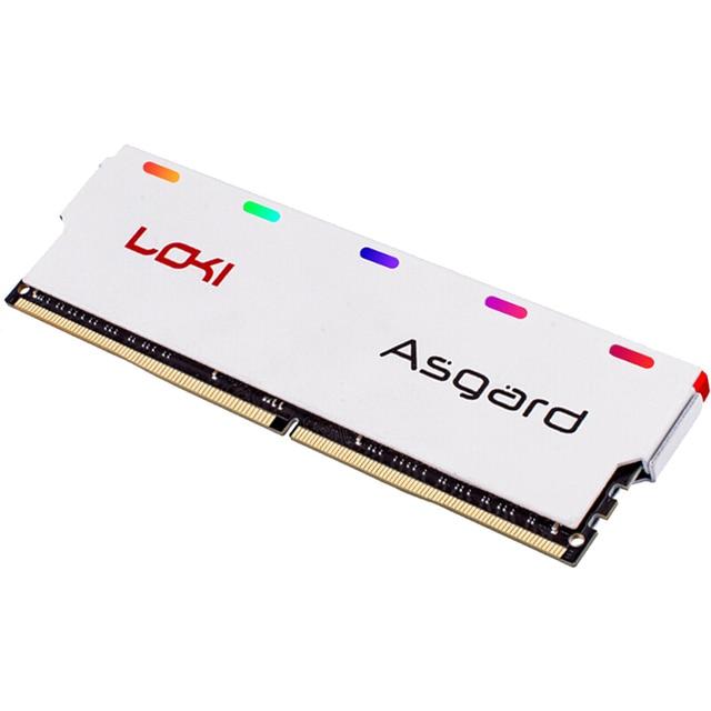 Asgard Loki серия DDR4 8 Гб 16 Гб 2400 МГц 3000 МГц RGB RAM для игрового рабочего стола с высокопроизводительной памятью ram 3