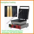 Kommerzielle elektrische waffel stick maker mit 5 stücke waffel bar mais dog maker