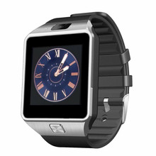 2016 hot smart watch dz09 reloj sim/tf para android iphone cámara Bluetooth Reloj Smartwatch Teléfono PK GV18 GT08 GV09 M26 U8