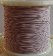 Mine antenna  Litz wire, 0.07mmX100 strands,(10m /pc) Multi-strand polyester silk envelope  braided multi-strand wire