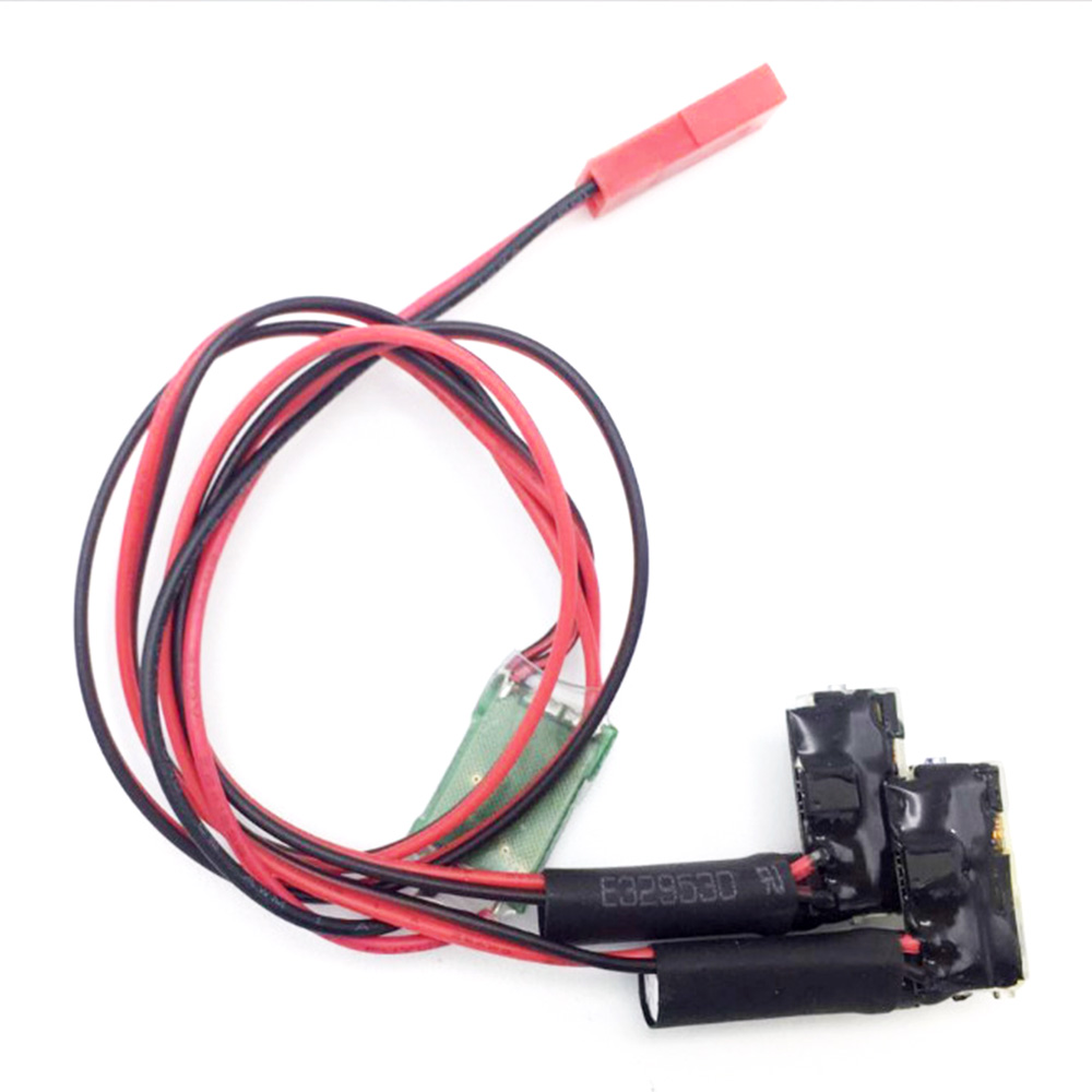 Image 3 - 1pcs Xenon Night Strobe Flash Light Automatic Power input 5V 26V wide voltage For FPV Multicopter RC Quadcopter Wholesale-in Parts & Accessories from Toys & Hobbies