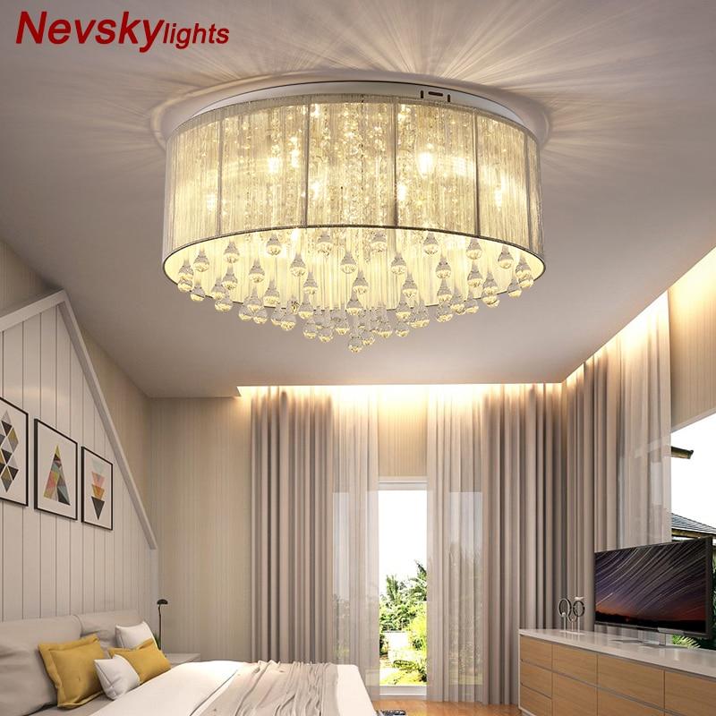 Каскадная хрустальная люстра настольная в гостиную Капля воды K9 хрустальные потолочные светильники Роскошная Европейская стиль лампа кру