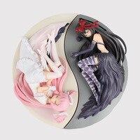 Puella Magi Madoka Magica Kaname Madoka et Akemi yeux ouvert et fermé Homura PVC Action Figure Collection Modèle Jouet 14.5 cm KT2385