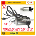 150cc 200CC 250CC ZONGSHEN ZS250GS / ZS200GY-2 / ZS150-38Celectric стартер начиная пуск двигателя мотоциклов бесплатная доставка