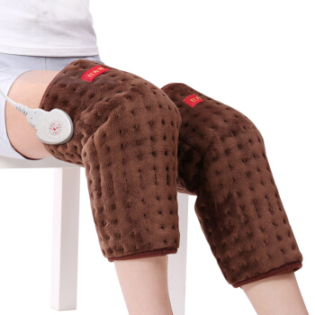Red Kiwi Electric Knee Pads Keep Warm Knee Joint Treasure Male and Female Seniors All Code Leg Warmers adjustable knee joint meniscus knee rehabilitation equipment maintenance men and women with a fixed fractures knee ligament reco
