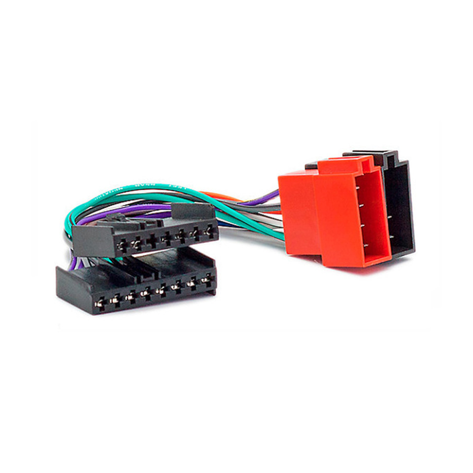 online get cheap ford radio wiring harness aliexpress com Ford Radio Wiring Harness car iso wiring harness radio adapter connector for ford 1985 2005 auto stereo adaptor lead ford radio wiring harness