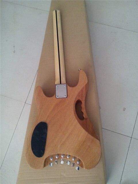 Custom Handmade Quality headless electric guitar 1