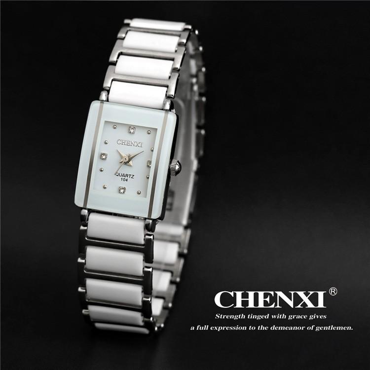 Quartz Watch, Women & Men Lover Ceramic Watches ,Quartz-watch Fashion Waterproof Dress Wrist watches 11
