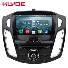 9 «ips Octa Core 4G Android 8,1 4G B ram 6 4G B rom RDS BT автомобильный DVD мультимедийный плеер авторадио головное устройство для Ford Focus 3 2012-2018