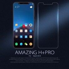 Экран Защитное стекло для xiaomi mi 8 mi 8 SE S mi 6 Nillkin amazing H + Pro прозрачный нанометр Анти-взрыв стеклянная защитная пленка