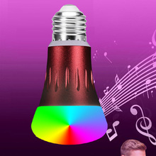 E27/E14/B22 Smart LED Light Bulb WiFi Remote Control for Amazon Alexa Google Home @8 JD9 WWO66
