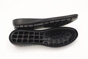 Image 2 - שינוי סוליות נשי חצי מדרון עם יד החלקה גומי נעליים יומיומיות עם החריץ העליון שטוח תיקון חומר אבזרים