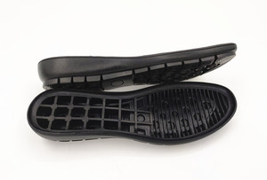 Image 2 - Change soles female half slope with hand slip rubber casual shoes with upper groove flat repair material accessories
