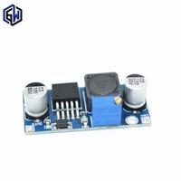 10pcs/lot TENSTAR ROBOT XL6009 DC-DC Booster module Power supply module output is adjustable Super LM2577 step-up module