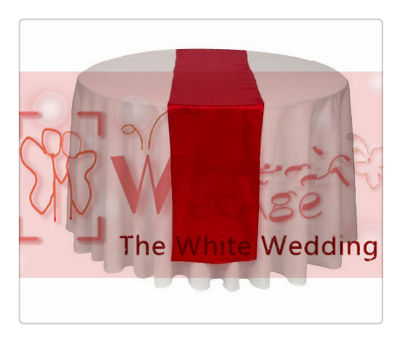 Amazing Aliexpress.com : Buy 36 Piece Dark Red Table Runners For Wedding FREE  SHIPPING Rustic Runner Table From Reliable Table Runner Suppliers On The  White Wedding ...