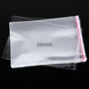 5000pcs/lot Clear Resealable Cellophane/BOPP/Poly Bags Transparent Opp Bag Packing Plastic Bags Self Adhesive Seal for gift