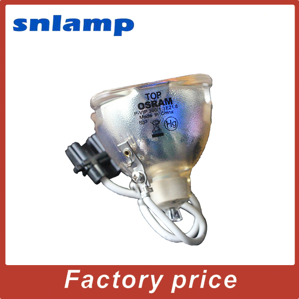 100% Original Osram Bare Projector lamp/ Bulb  BL-FP300A  P-VIP 300/1.3 E21.8  for EP780 EP781 TX780 100% original bare osram projector lamp bl fp230d sp 8eg01gc01 bulb for ex615 hd2200 eh1020 hd180 dh1010