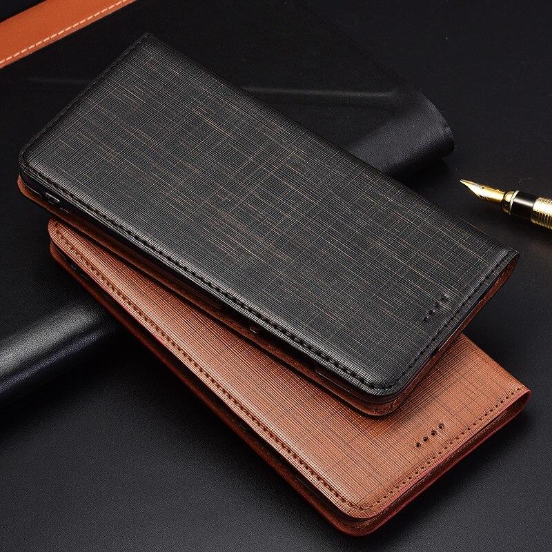 artesanal de couro genuino do caso da aleta para meizu pro 5 6 6 s 7