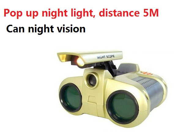 Night Scope Green Stealth Light vision sight telescope Children Toys Outdoor toys for children gift Education game tool