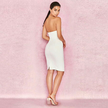 Strapless Backless Sleeveless Bodycon Dresses