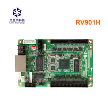 цены full color led video display receiving card LINSN RV901H controller asynchronous Linsn receiving card