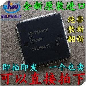 Image 1 - SAK C167CR LM C167 SAK C167CR LM SAK C167CR 144 QFP 100% NEW IC 5pcs/lot Free Shipping