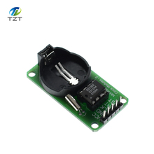 1PCS TZT Module DS1302 real time clock module NO battery CR2032 for in stock(China)