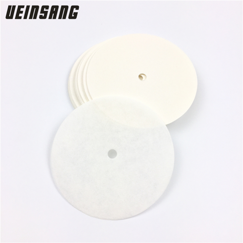 80Pcs Siphon Coffee Filter Paper For Syphon Pot Paper Filters Syphon Coffee Maker Accessories Coffee Siphon Filter Paper